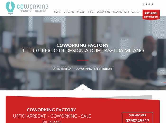 Coworking Factory Milano
